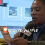 Wicked Waffle on WUSA9 Stop Stories TV Internet Segment